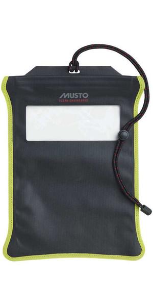 2018 Musto Evolution Waterproof Tablet Case Black AE0700