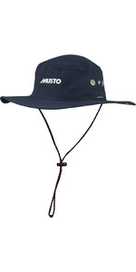 2021 Musto Fast Dry Brimmed Hat Navy 80033