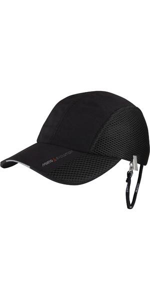 2019 Musto Fast Dry Technical Cap Black AUHD005
