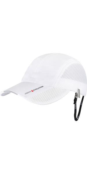 2019 Musto Fast Dry Technical Cap White AUHD005