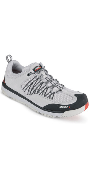 2019 Musto GP Race Shoes Light Grey FMFT006