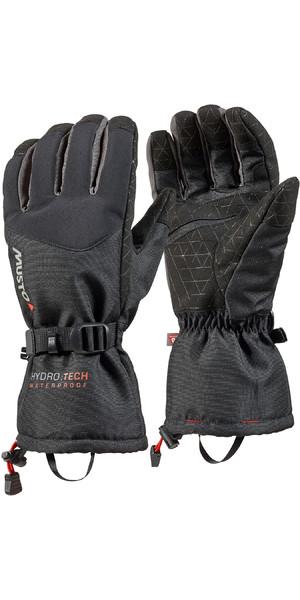 2019 Musto Hydrotech Glove Black AE0980