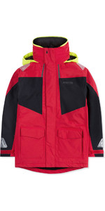 2019 Musto Junior BR1 Coastal Sailing Jacket True Red SKJK004