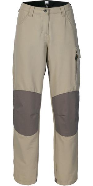 Musto Ladies Evolution Performance Sailing Trousers Light Stone - Long Leg (84cm) SE0920