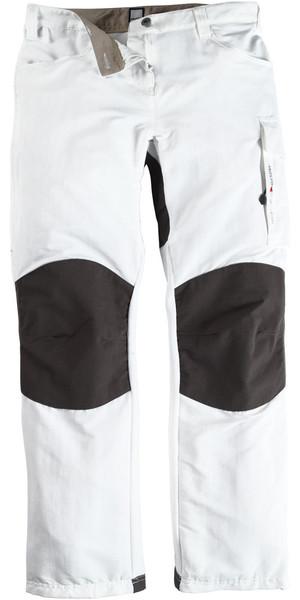 Musto Womens Evolution Performance Sailing Trousers WHITE - Long Leg (84cm) SE0920