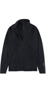 2019 Musto Mens Crew Fleece Jacket Black EMFL027