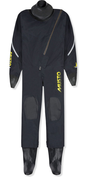 2019 Musto Mens Foiling Drysuit Black SMDY004