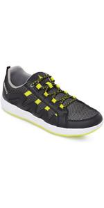 2020 Musto Nautic Speed Sailing Shoes Black FUFT019