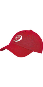 Musto Volvo Ocean Race JUNIOR Peak Cap Red VORAL0170