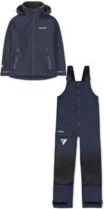 2019 Musto Womens BR1 Inshore Jacket SWJK016 & Trouser SWTR011 Combi Set Navy