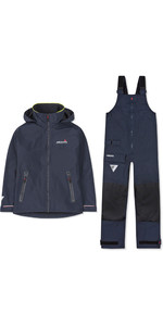2019 Musto Womens BR1 Inshore Jacket & Trouser Combi Set - Navy
