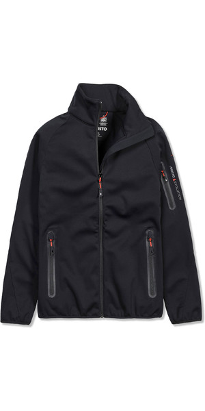 2019 Musto Womens Crew Softshell Jacket Black EWJK047