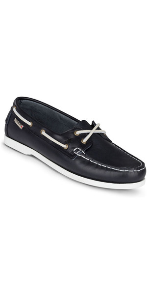 2019 Musto Womens Harbour Moccasins True Navy FWFT002