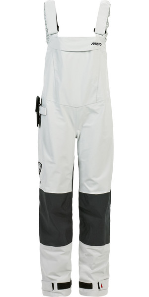 Musto Womens MPX Dropseat Trousers Platinum SM150W6