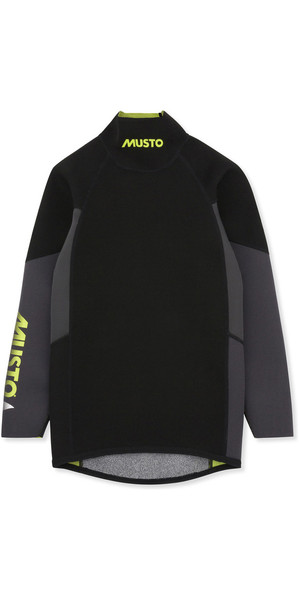 2018 Musto Youth Championship Thermocool Dinghy Top Black SKTS004