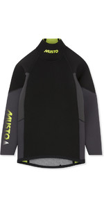 2019 Musto Youth Championship Thermohot Neoprene Top Black SKTS009
