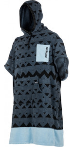 Mystic Allover Poncho PEWTER 180032