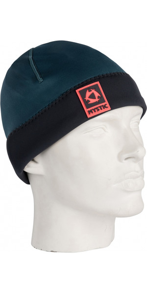 2019 Mystic 2mm Neoprene Beanie GREY 180038