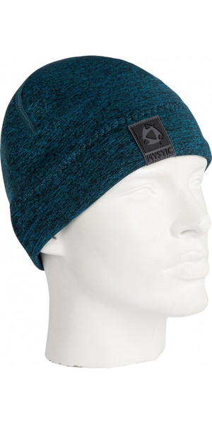 2019 Mystic 2mm Neoprene Beanie TEAL 180038