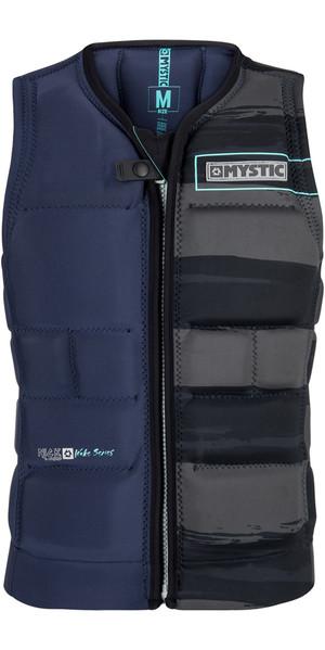 2018 Mystic Nick Davies Impact Vest Front Zip MINT 180148