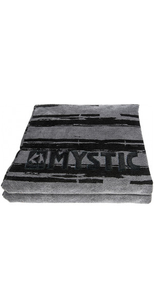 2018 Mystic Quick Dry Towel GREY 180044