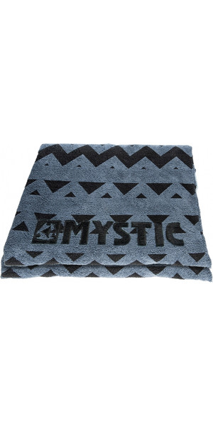 2018 Mystic Quick Dry Towel PEWTER 180044