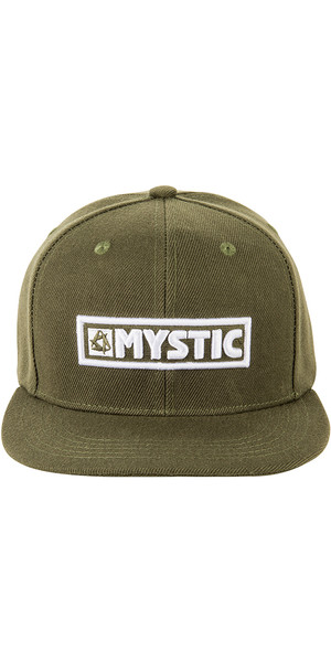 2018 Mystic The Local Cap Green 180094