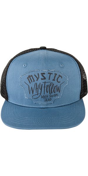 2018 Mystic The Rash Cap Powder Blue 180100