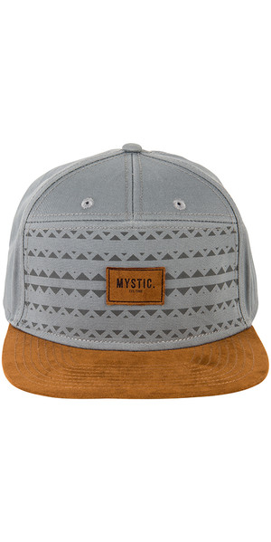 2018 Mystic The Reel Cap Grey 180097