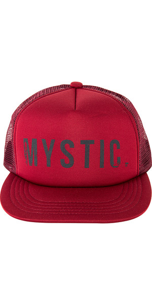 2018 Mystic The Warp Cap Burgundy 180093