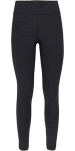 Mystic Womens Ridge Leggings Caviar 190526