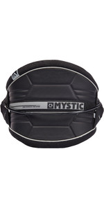 2021 Mystic Arch Flexshell Waist Harness Black 190111