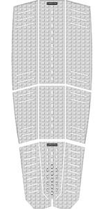 2019 Mystic Guard Kiteboard Full Deckpad Stubby Shape White 190180