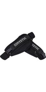 2021 Mystic Kite Footstrap Set Asymmetrical Black 190144