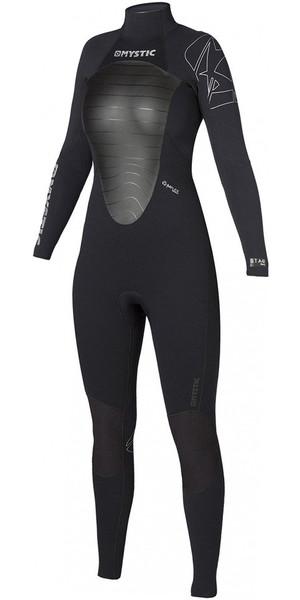 Mystic Ladies Star 5/4mm GBS Wetsuit BLACK 140060