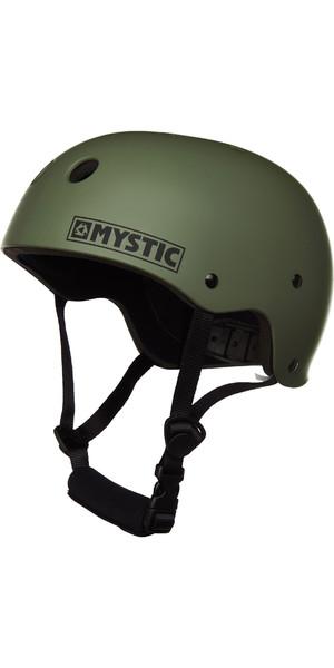 2019 Mystic MK8 Helmet Dark Olive 180161