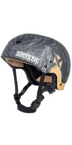 2018 Mystic MK8 X Helmet Black Allover 180160