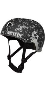 2019 Mystic MK8 X Helmet Black / White 180160