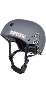 2018 Mystic MK8 X Helmet Grey 180160