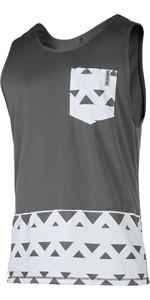 Mystic Magician Quickdry Loose Fit Tank Top Grey 180140