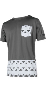 Mystic Magician S / S Quickdry Loose Fit Tee Grey 180139