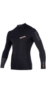 2018 Mystic Majestic 1.5mm Neoprene Top Black 170279