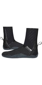 2019 Mystic Majestic 5mm Split Toe Boots 200034 - Black
