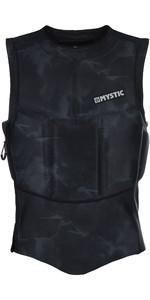 2019 Mystic Majestic Kite Impact Vest Black / White 190119
