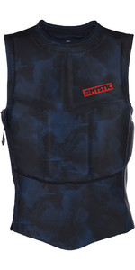2019 Mystic Majestic Kite Impact Vest Navy / Red 190119