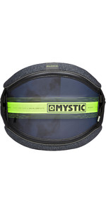 2020 Mystic Majestic Kite Waist Harness 190109 - Navy / Lime