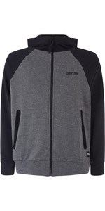 2019 Mystic Mens Coal Hooded Sweat Asphalt Melee 190038