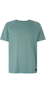 2019 Mystic Mens Cruz Tee Ocean Green 190054