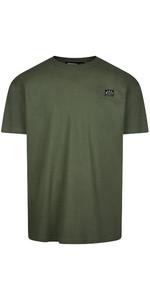 2021 Mystic Mens Lowe Tee 35105.210229 - Army