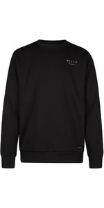 2021 Mystic Mens Rider Crew Sweat 210007 - Black